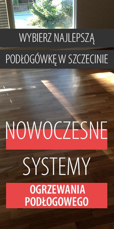 Podłogówka Szczecin